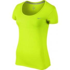 Nike DRI-FIT CONTOUR SS - Dámské sportovní tričko