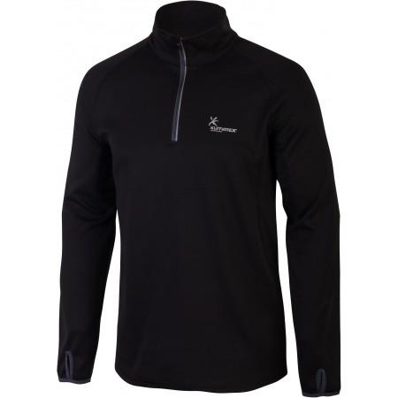 Pánský outdoor pulovr - Klimatex CHARLIE - 1