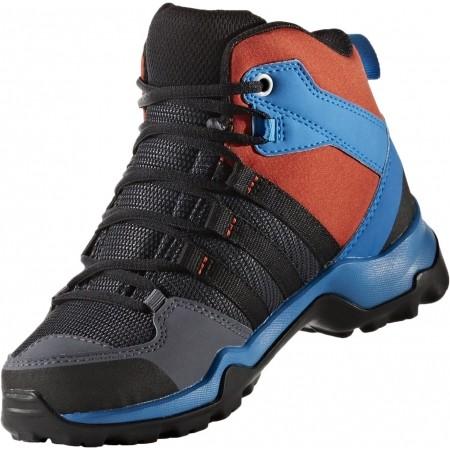 Dětská outdoorová obuv - adidas AX2 MID CP K - 4
