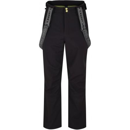 Loap LILKEM - Pánské zimní softshellové kalhoty