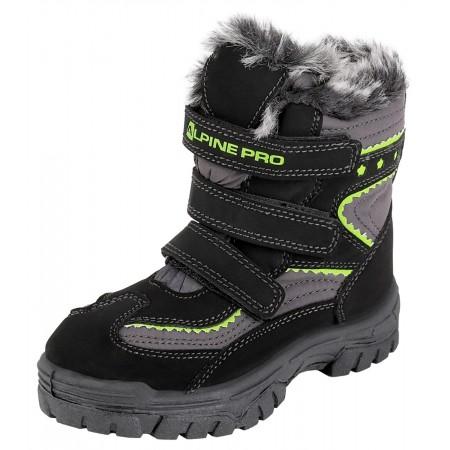 Dětská zimní obuv - ALPINE PRO TIMBER