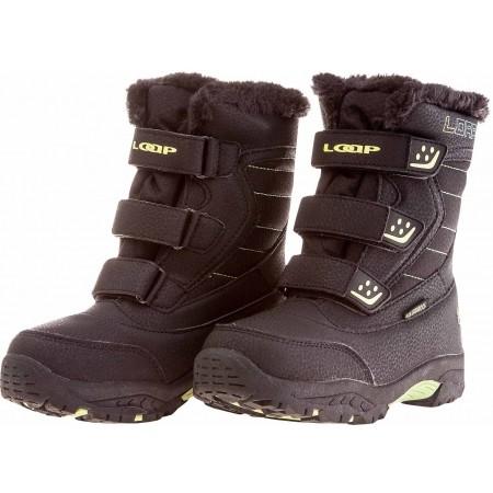 Dětská zimní obuv - Loap KITTAY - 2