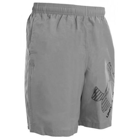 Pánské šortky - Under Armour INTL GRAPHIC WOVEN SHORT - 1