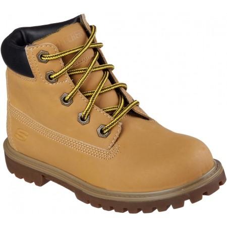 Dětské zimní boty - Skechers MECCA - 1
