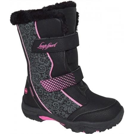 Dětská zimní obuv - Loap TOLA