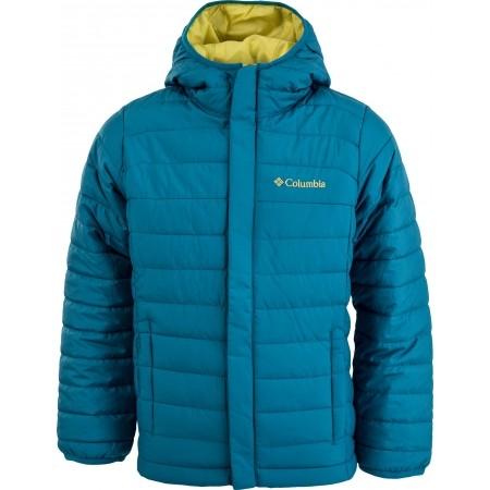 Columbia POWDER LITE PUFFER - Dětská zimní bunda