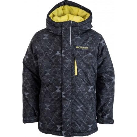Columbia ALPINE FREE FALL JACKET - Chlapecká zimní bunda