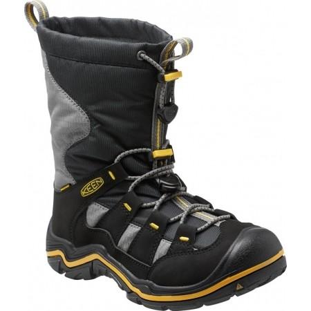 Dětská zimní obuv - Keen WINTERPORT II WP K