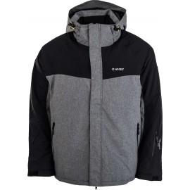 Hi-Tec PACNER - Pánská zimní lyžařská bunda