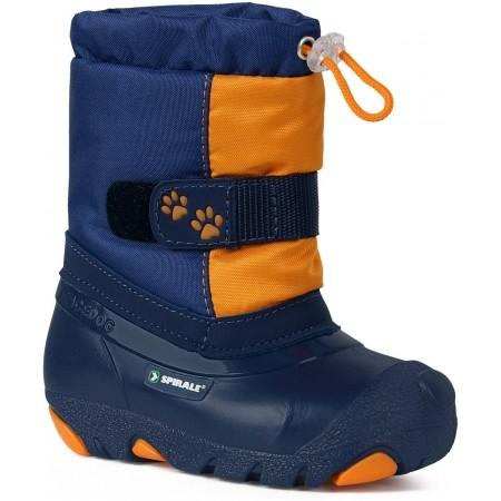 Dětská zimní obuv - Spirale CERRO - 1