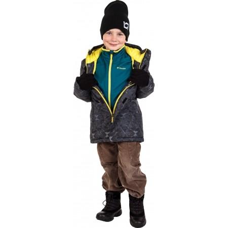 Dětská zimní obuv - Columbia YOUTH ROPE TOW KIDS - 7