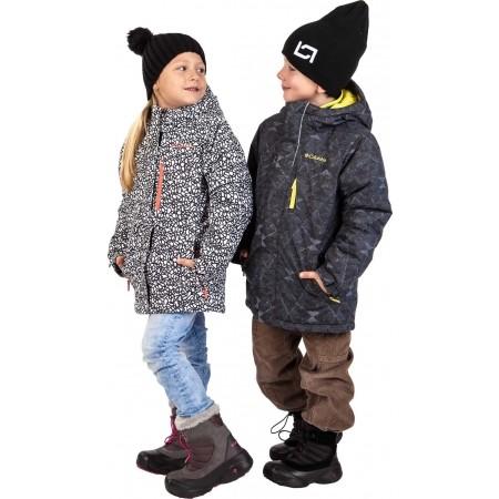 Dětská zimní obuv - Columbia YOUTH ROPE TOW KIDS - 8