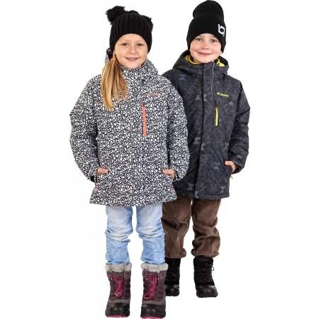Dětská zimní obuv - Columbia YOUTH ROPE TOW KIDS - 9