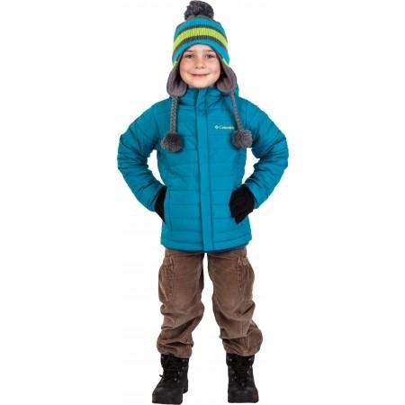 Dětská zimní obuv - Columbia YOUTH BUGABOOT - 9