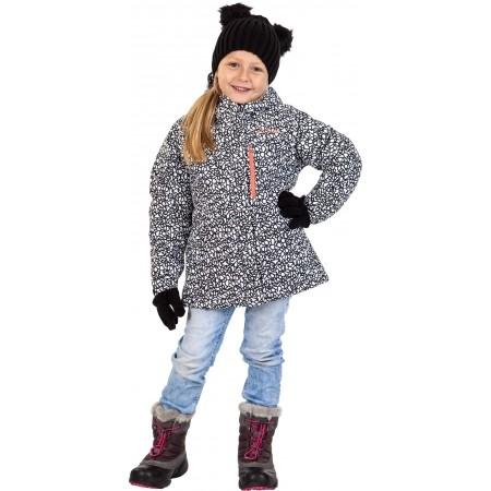 Dívčí zimní bunda - Columbia ALPINE FREE FALL JACKET GIRLS - 4