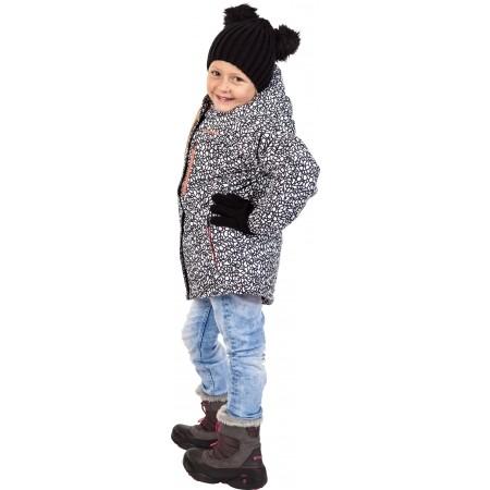 Dívčí zimní bunda - Columbia ALPINE FREE FALL JACKET GIRLS - 5