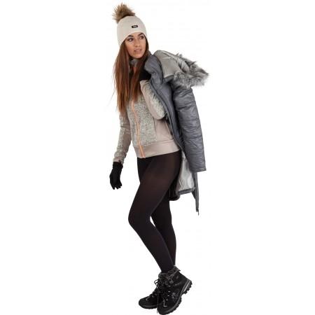 Dámská zimní obuv - ALPINE PRO BANOFFE - 6