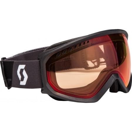 Scott FAZE BLK ILLUMIN - Unisexové lyžiarske okuliare