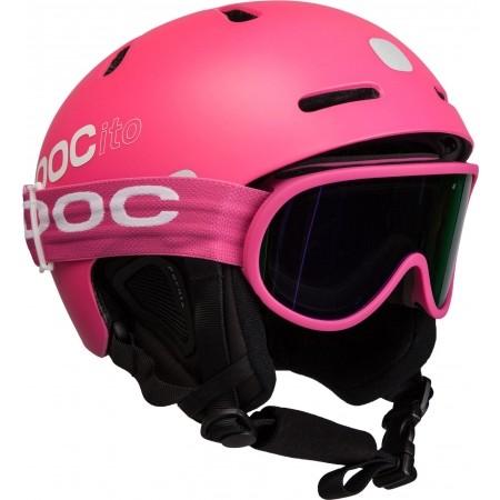 Dětská lyžařská helma - POC POCITO FORNIX - 5