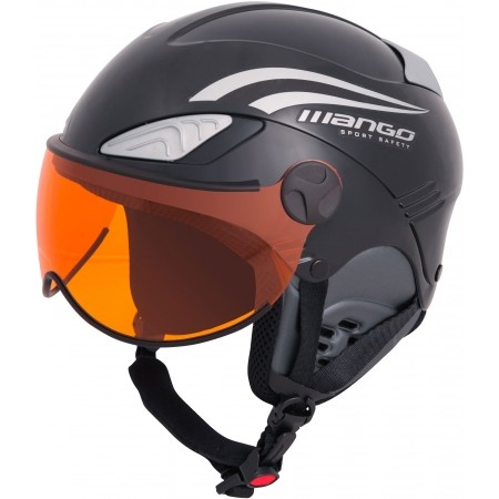 Dětská sjezdová helma - Mango ROCKY PRO