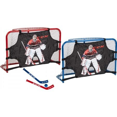 Hokejové mini branky - CCM STEEL PRICE - 1