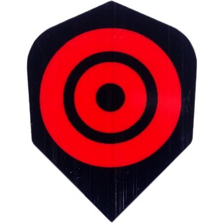Letky na šipky standard - Windson TARGET PLAST 3 KS