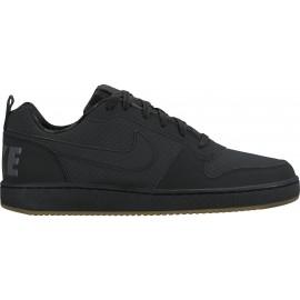 Nike COURT BOROUGH LOW PREM - Pánská volnočasová obuv