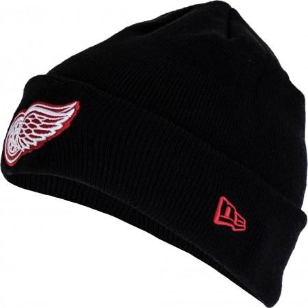 Klubová zimní čepice - New Era SMU NHL CUFF KNIT DETRED - 1