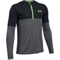 Under Armour THREADBORNE 1/4 ZIP HOOD