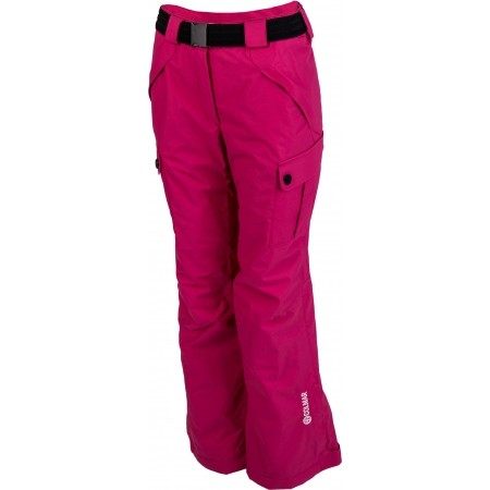 Dámské lyžařské kalhoty - Elan DEMO - 1