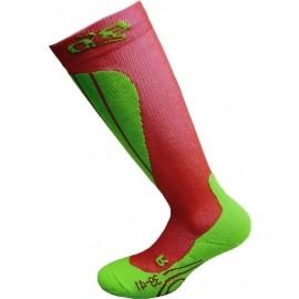 Boot Doc MIX10 POISON - Lyžařské ponožky