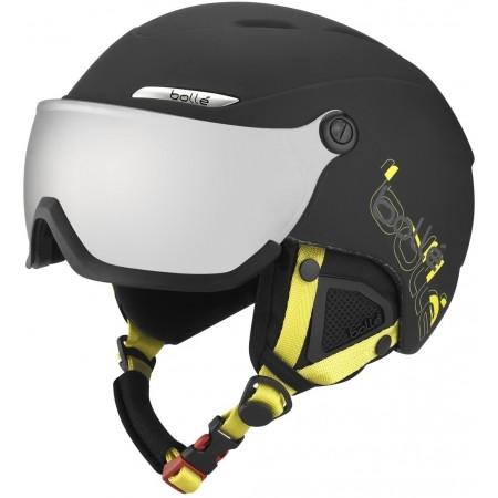 Bolle B-YOND VISOR BLACK - Sjezdová helma