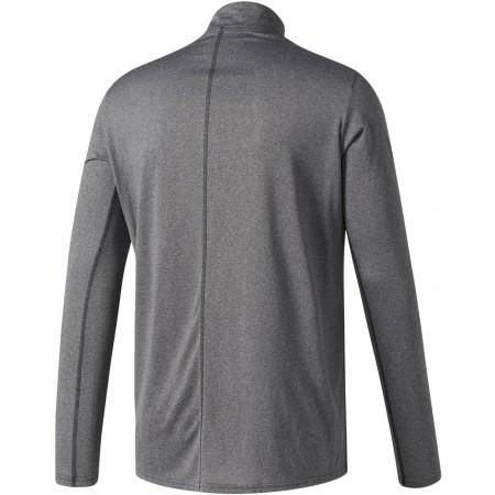 Pánské tričko - adidas RS LS ZIP M - 2