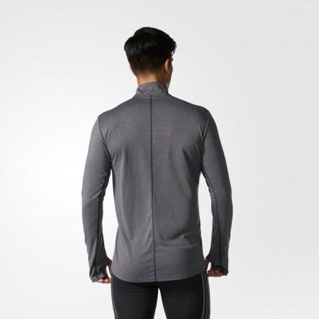 Pánské tričko - adidas RS LS ZIP M - 4