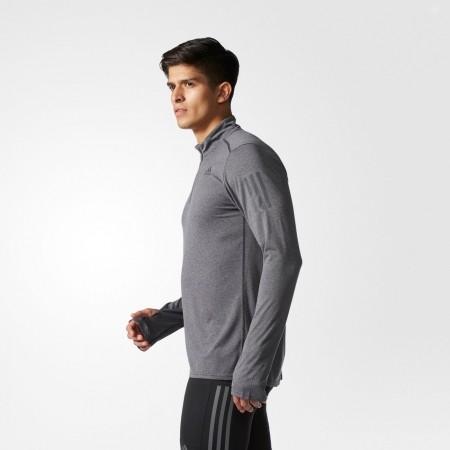 Pánské tričko - adidas RS LS ZIP M - 5