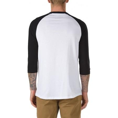 Pánské tričko - Vans CLASSIC RAGLAN - 2