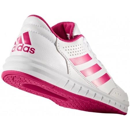Dětská sálová obuv - adidas ALTASPORT K - 2