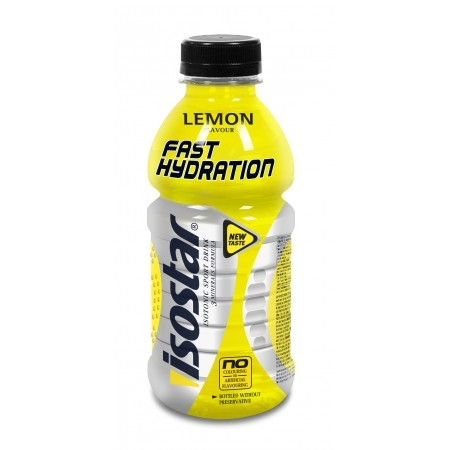 Hydrate Perform Láhev - Isotonický nápoj - Isostar Hydrate Perform Citron