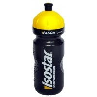 Isostar BIDON BLACK 650ML