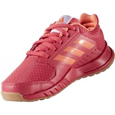 Dětská halová obuv - adidas FORTAGYM K - 4