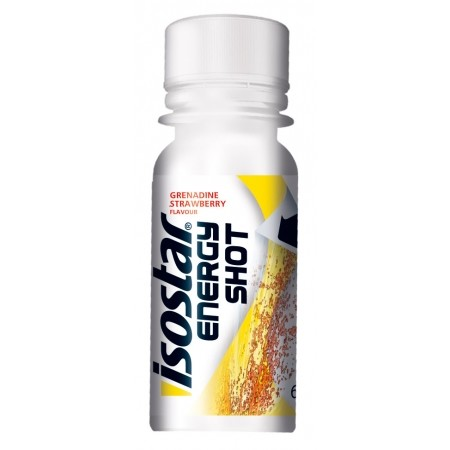 Energy shot - Isostar ENERGY SHOT 60ML GR. STRAWBERRY
