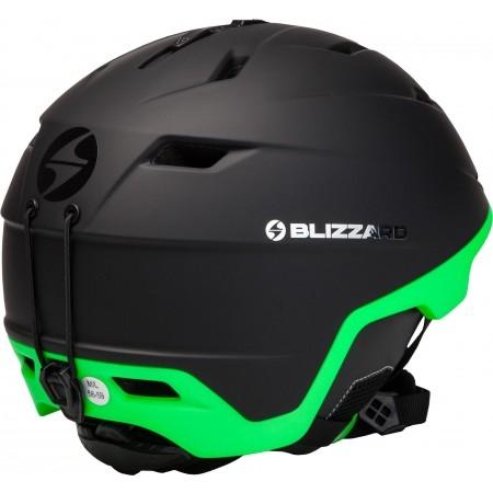 Lyžařská helma - Blizzard DOUBLE - 3