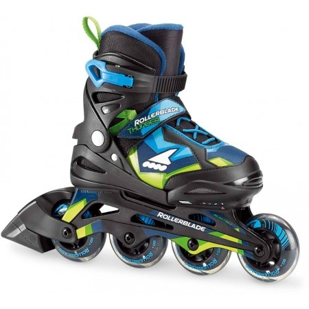 Chlapecké in-line brusle - Rollerblade THUNDER