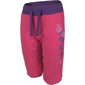 Lewro GISA 140 - 170 - Dívčí tříčtvrteční kalhoty