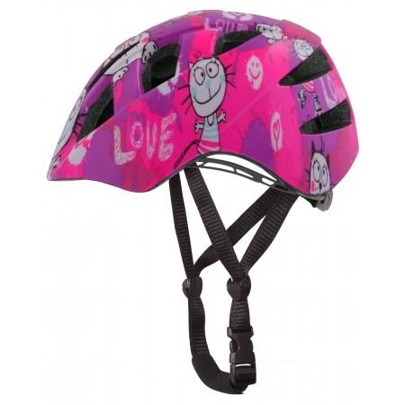 Dětská cyklistická helma - Etape KITTY - 2