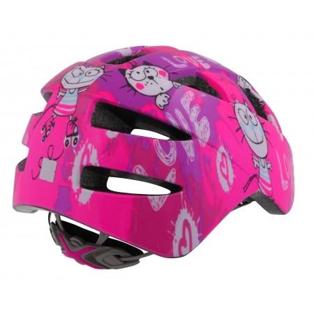 Dětská cyklistická helma - Etape KITTY - 3