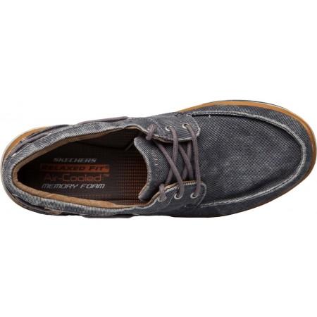 Pánské volnočasové boty - Skechers ELECTED-HORIZON - 5