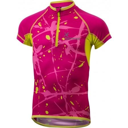 Dětský cyklistický dres se sublimačním potiskem - Klimatex HAJO - 1