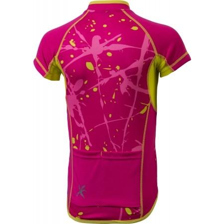 Dětský cyklistický dres se sublimačním potiskem - Klimatex HAJO - 2