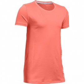 Under Armour ARMOUR SHORT SLEEVE - Dívčí triko